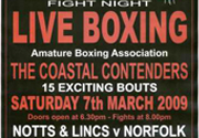 Fight Night Kicks off New Season
