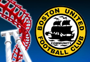 Park Sponsors Boston United FC