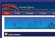 Island Quest: Back On-line!