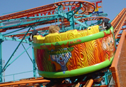 Most Rides to Open for Easter